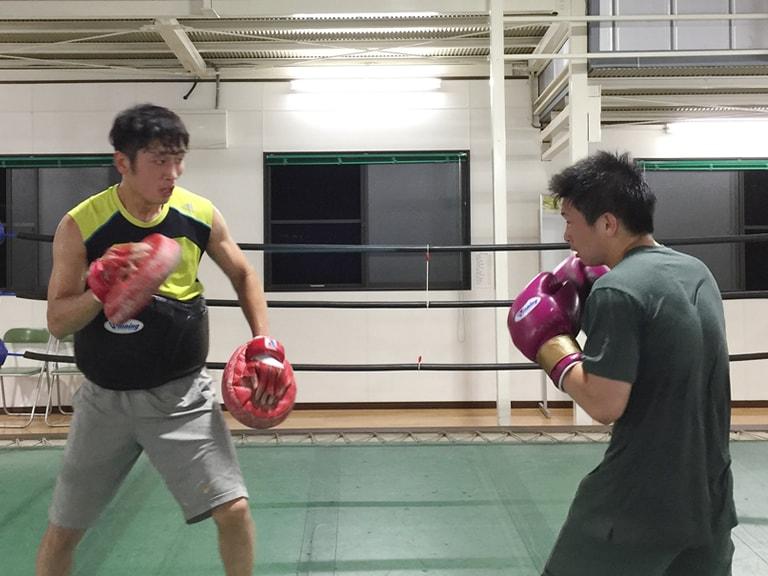 プロボクシング